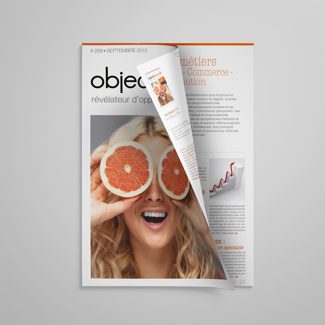 objectifemploi magazine